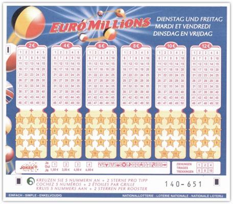 Euromillionen Deutschland