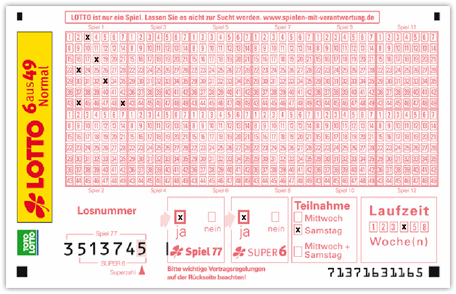 lotto reihenfolge zahlen